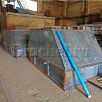 Бункер-накопитель 8 м3, 4 и 3мм