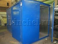 Металлический контейнер для ДГУ
