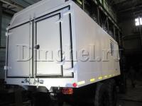 Кунг фургон