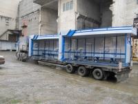 Остановочный навес перевозка
