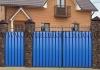 Ворота металлические кованые ВМ-10