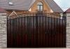 Ворота металлические кованые ВМ-16