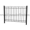 Забор металлический ЗМ-1