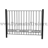 Забор металлический ЗМ-6