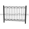 Забор металлический ЗМ-7