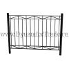 Забор металлический ЗМ-8