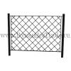 Забор металлический ЗМ-11