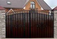 Ворота металлические ВМ-16